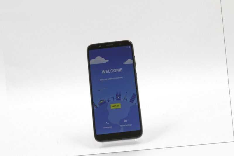 HTC U12 Life - 64GB - Moonlight Blue (Ohne Simlock) - Gebraucht -
