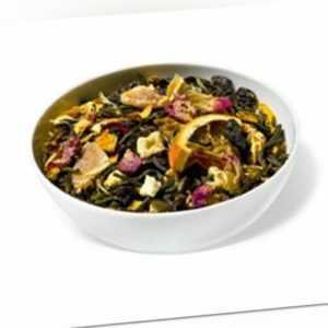 (64,00Eur/kg) Loser Tee - PISTENDUDLER - Aromatisierter grüner Tee - (250g)