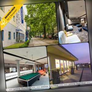Städtereise Berlin 3 Tage 2 Personen a&o Hotel Hotelgutschein Kurzurlaub Reise