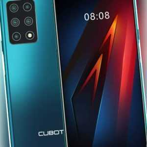 6.4 Zoll Cubot X30 Handy 6GB+128GB Octa Core 48MP 4G Android 10 NFC smartphone