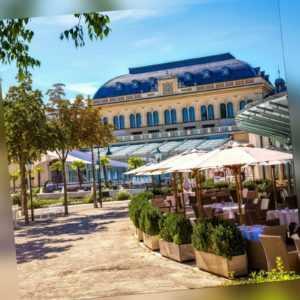 Baden bei Wien 3-5 Tage 2P LUXUS 4* Hotel Schloss Weikersdorf + Wellness