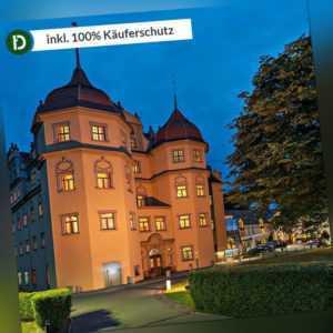 Oberlausitz 3 Tage Hörnitz Reise Schloss-Hotel Althörnitz Gutschein Halbpension