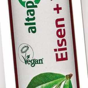 12x Brausetabletten Eisen + Vitamine, 20 Tabletten, Made in Germany, 80g