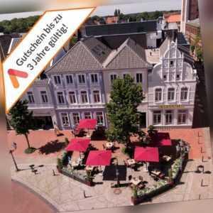 Kurzreise Niederrhein Rheinberg 6 Tage Hotel am Fischmarkt 2 Personen Gutschein