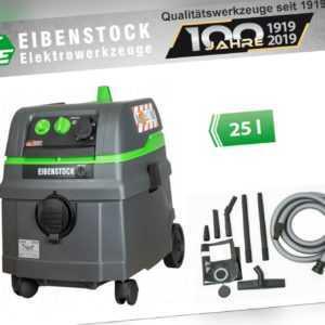 Eibenstock Industriestaubsauger Nass Trockensauger DSS 25 M Rüttelautomatik