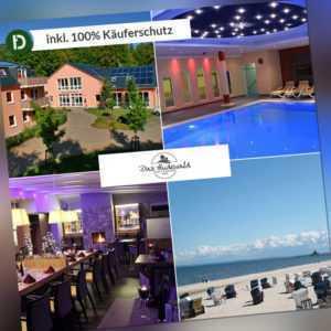 6 Tage Urlaub in Ückeritz im Das Hudewald Hotel & Resort mit Frühstück