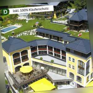 8 Tage Urlaub in Saalbach in Salzburg im Hotel Saalbacher Hof mit Halbpension
