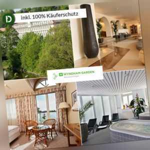 4 Tage Urlaub Donaueschingen Schwarzwald Wyndham Garden Frühstück + 3-Gang-Menü