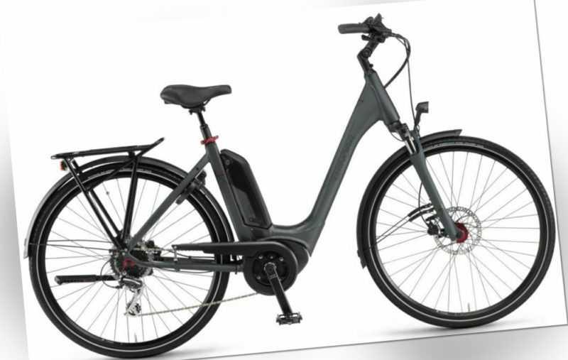 """Pedelec 28"""" Winora Tria 8 Einrohr Trekking E-Bike Bosch-Mittelmotor 400Wh RH50"""