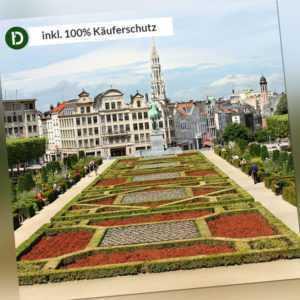 Brüssel 4 Tage Städtereise Hotel de Fierlant Gutschein 3 Sterne Kultur