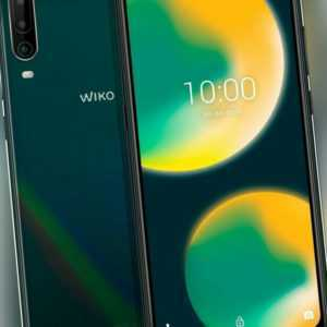 Wiko View 4 64GB 13MP Dual SIM Smartphone ohne Vertrag Cosmic...