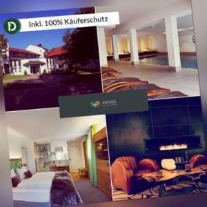 4 Tage Urlaub im 4Moods Suites & Spa Hotel in Bad Griesbach mit Frühstück