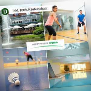 Teutoburger Wald 3 Tage Halle Court Hotel Reise-Gutschein