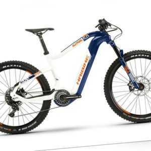 27,5 Zoll Haibike FLYON XDURO AllTrail 5.0 E Bike 630Wh Gr. L