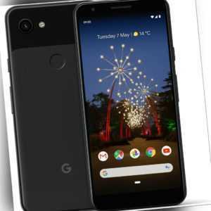 Google Pixel 3a XL Just Black, NEU Sonstige
