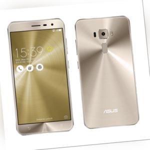 Asus Zenfone 3 Gold ZE520KL 32GB Dual SIM 13,2 cm (5.2 Zoll)...