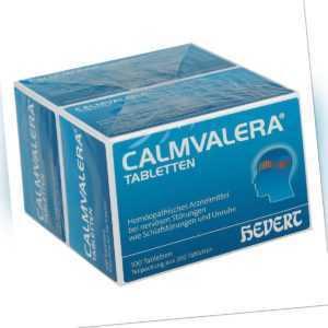 Calmvalera Hevert Tabletten 200stk PZN 09263534