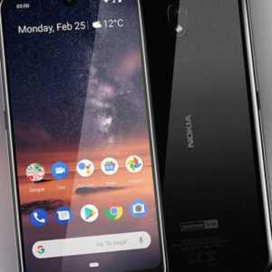 Nokia 3.2 Single Sim Schwarz, NEU Sonstige
