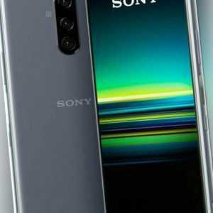 Sony Xperia 1 Single Sim Grau, NEU Sonstige