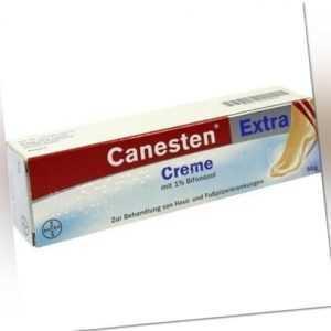 CANESTEN EXTRA BIFONAZOL CREME 50 g PZN: 0679629