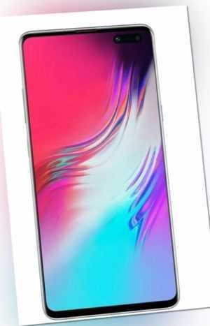 Samsung Galaxy S10 5G Android Smartphone SingleSim 6,7Zoll 17cm...