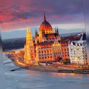 Budapest/Ungarn Kurzreise 2-6 Tage 2P @ a&o Hotel Budapest City + 2 Kinder Frei
