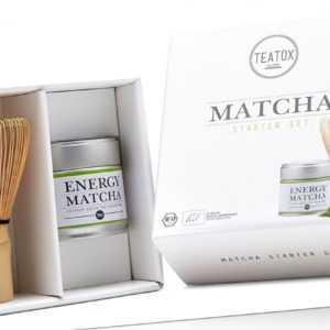 Teatox Matcha Starter Set Tee 30 g >>