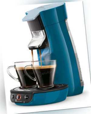 PHILIPS Senseo Viva Café HD6563/70 Kaffeepadmaschine 1450 Watt...