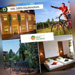 6 Tage Urlaub im Hotel Am Markt in Ehrenfriedersdorf mit Frühstück