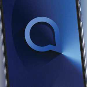 Alcatel 3L 16 GB Dual SIM Metallic Blue Smartphone ohne Simlock...
