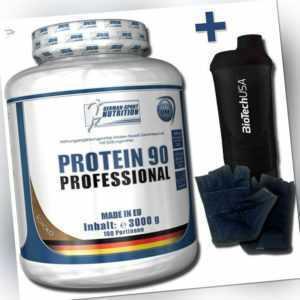 100% Whey Protein + Isolat CFM  Iso Whey 6 Kg Shake Eiweißpulver 6000 g
