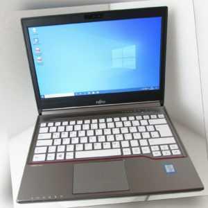 Fujitsu Lifebook E736 i5 6.Gen. 4GB 128-GB-SSD Cam W10 (fuj-e7364w1s/DSEQ016752)