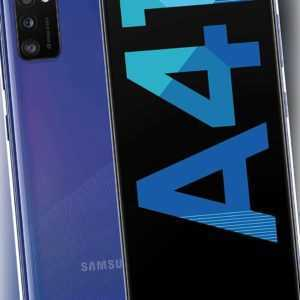 Samsung Galaxy A41 Smartphone Dual-SIM 64GB Android 10.0 A415F 6,1 Zoll AMOLED