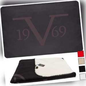 19V69 Versace 1969 Fleecedecke, unisex (V12)