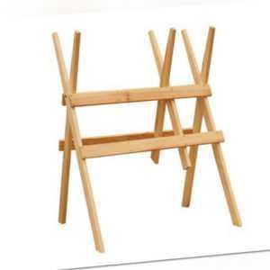 Sägebock Holzbock zum Sägen von Kiefer Brennholz Holzsägebock