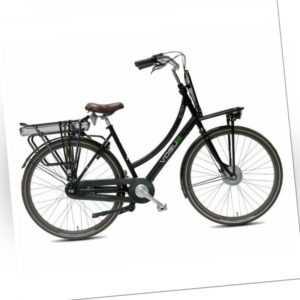 Vogue E-Elite E-Bike Damen 28 Zoll 7G Elektro Fahrrad Pedelec 250W Lastenfahrrad