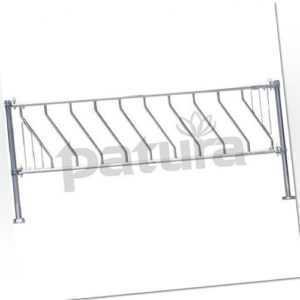 *Patura* Schrägfressgitter Kälber 7 Fressplätze, 2,5 Meter