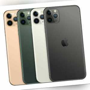 Apple iPhone 11 PRO 256 GB Silber Gold Spacegrau Nachtgrün WOW...