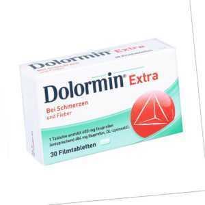 Dolormin extra 30stk PZN 01094724