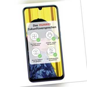Huawei P Smart (2019) 64GB blau Android Smartphone Handy LTE/4G...