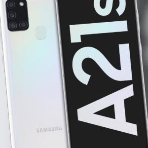 Samsung A217F Galaxy A21s 32 GB (White),Quadkamera,Dual-Sim, 48...