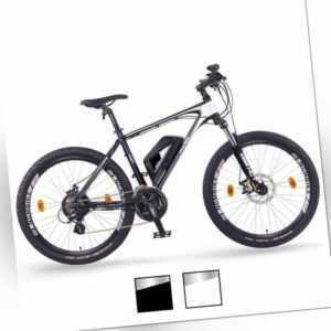 NCM Prague E-MTB, Mountainbike, E-Bike 36V 13Ah 468Wh Akku