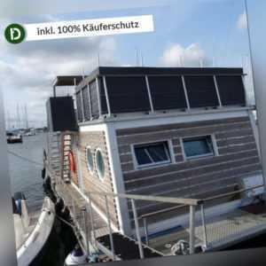 8 Tage Urlaub in Laboe auf einem Hausboot in der Kieler Förde an der Ostsee