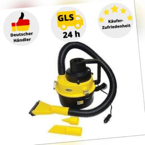 2in1 Autostaubsauger 12V Nass & Trockensauger Luftpumpe Matratze Poolspielzeug