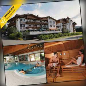 7 Tage 2P Hotel Kaiserwinkl Kitzbühel Tirol Kurzurlaub Gutschein Halbpension