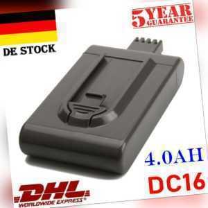 NEU Für Dyson DC16 4000mAh 21.6V Li-ion Batterie Akku DC16 Root 6 DC16 Pink BP01