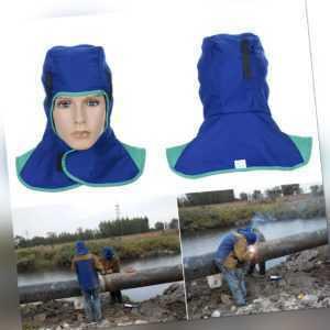 Schweißhelm Schweißmaske Schweißschild Hals Schützend Hut