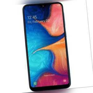 Samsung Galaxy A20e (A202) Blue 32GB 3GB RAM LTE WLAN Android Smartphone NEU