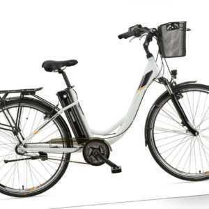 Telefunken E-Bike 28 Zoll Citybike Pedelec 3-Gang Mittelmotor RC865 Multitalent
