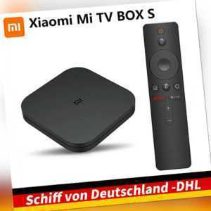 Xiaomi Mi Box S TV Android Smart TV Global Version 2+8G 4K HDR Media Player DHL